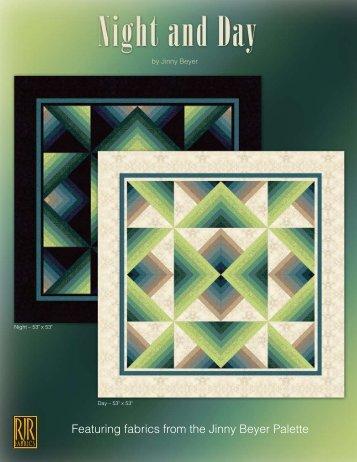 by Jinny Beyer - Plum Creek Quilts