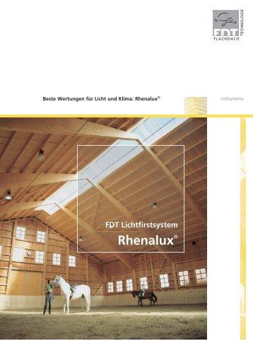 Rhenalux - FDT