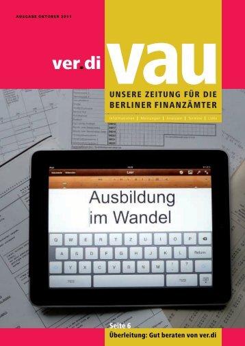 Ausgabe 25 - Vau-online.de