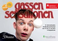 Als PDF-Download - Gassensensationen