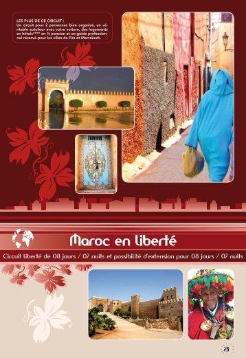 Maroc en liberté - OVH.net