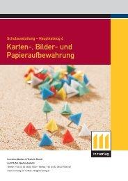 Karten-, Bilder- und Papieraufbewahrung - innverlag