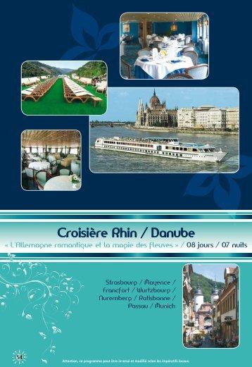 Croisière Rhin / Danube - ovh.net
