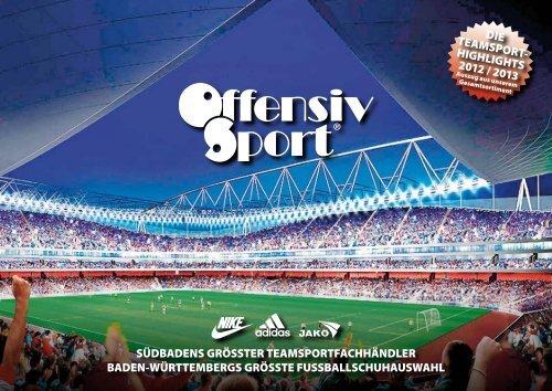 in der Welt des Teamsports - Offensiv Sport