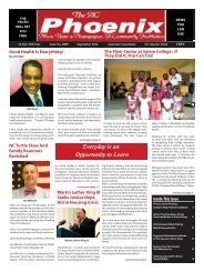 The AC Phoenix: More than a Newspaper, a Community Institution -- Issue No. 2015, September 2014
