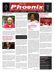 The AC Phoenix: More than a Newspaper, a Community Institution -- Issue No. 2018, December 2014