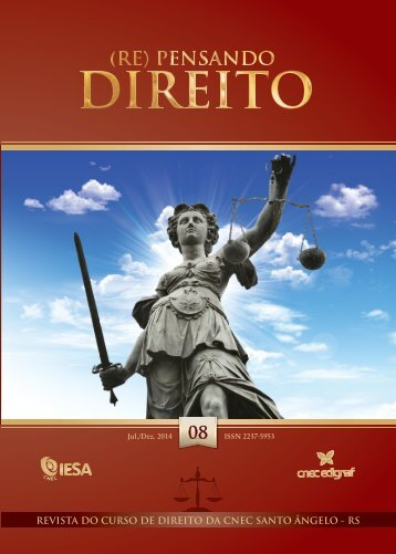 (RE)PENSANDO DIREITO - 08
