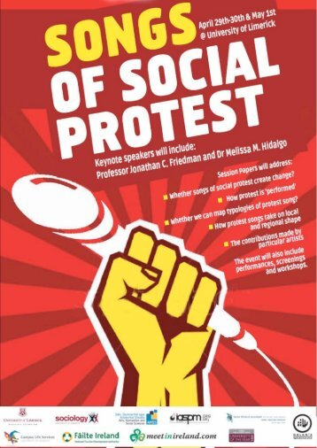 Songs-of-Social-Protest-programme