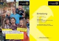 Einladung - Raiffeisenbank Radstadt