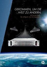 HP ProLiant Gen8 Server - alphaTrust.ch ag