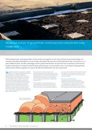 Iss31 Art3 - Numerical Analysis of Piled Embankments ... - Plaxis