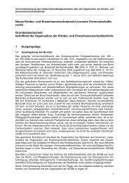 Neues Kindes- und Erwachsenenschutzrecht (vormals ...