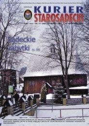 nr 151 marzec 2005 - Kurier Starosądecki