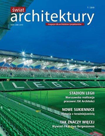 swiat 07 - Świat Architektury