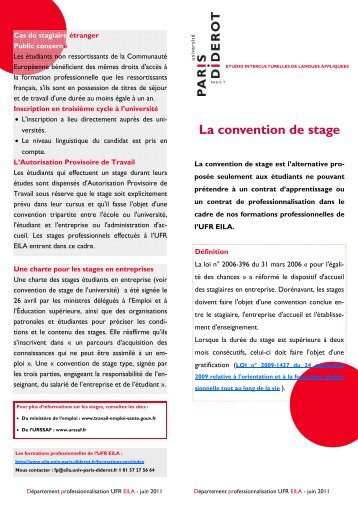 Brochure stage long.pub - UFR EILA