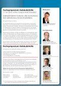 Fachsymposium Gebäudehülle - Hebel - Seite 2
