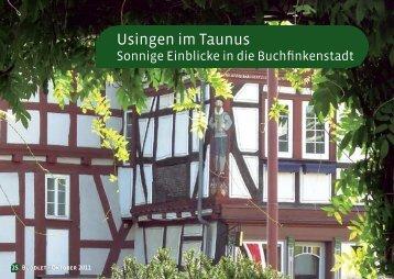 Einkaufsführer von Usingen [pdf, 2973 kByte] - Stadt Usingen