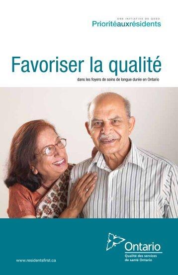 Brochure (PDF, 635KB) - Health Quality Ontario