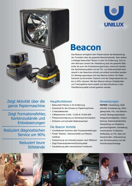 Beacon - Gs-paperparts GmbH