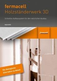 fermacell Holzständerwerk 3D - ausbau-schlau.de