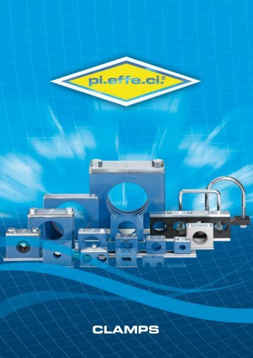 pipe clamps - heavy series