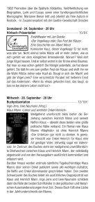 Veranstaltungsprogramm - Kulturhaus Loschwitz - Seite 7