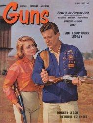 GUNS Magazine June 1963 - Jeffersonian