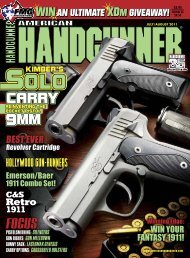 American Handgunner Jul/Aug 2011 - Jeffersonian