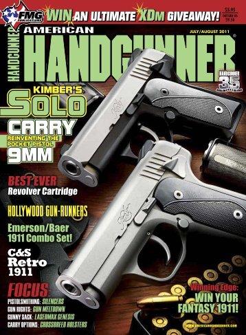 American Handgunner Jul/Aug 2011 - Jeffersonian