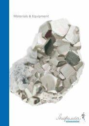 Materials & Equipment Materials & Equipment - Promobil