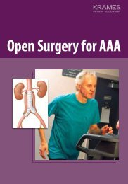 Open Surgery for AAA - Veterans Health Library