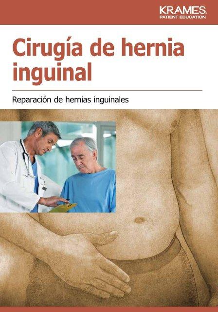 la hernia inguinal puede causar micción frecuente