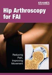 Hip Arthroscopy for FAI - Veterans Health Library