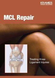 MCL Repair - Veterans Health Library