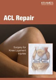 ACL Repair - PDF Opens in New Window - Veterans Health Library