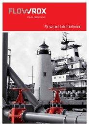 Flowrox Unternehmen