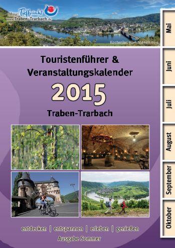 Touristenführer & Veranstaltungskalender Sommer 2015