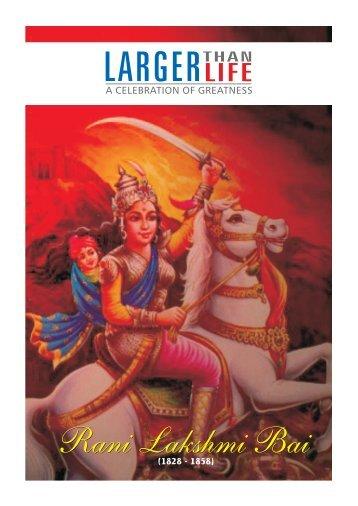 Rani Lakshmi Bai.cdr - The Fifth Veda Entrepreneurs