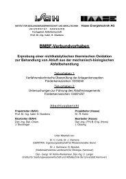 Kapitel 5 Fazit und Empfehlungen - Deponie-stief.de
