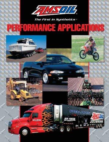 G-487 63375 - AMSOIL Synthetic Motor Oil