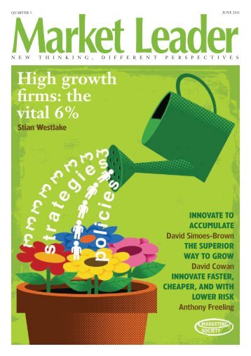 AMI cover.indd - The Marketing Society