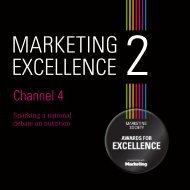 Channel 4 - The Marketing Society