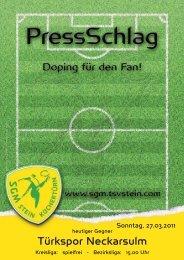 DLN•IM /FVFOTUBEU F( 3BJGGFJTFOCBOL ... - TSV Viktoria Stein