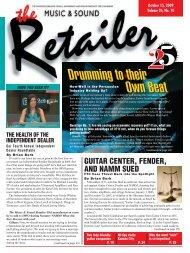 Drumming to their Own Beat - Music & Sound Retailer