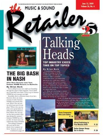 The Big Bash in nash - Music & Sound Retailer