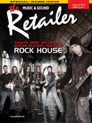 products - Music & Sound Retailer