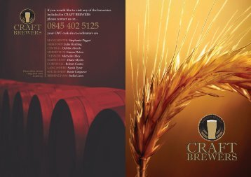 Download craft brewers brochure - LWC
