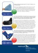 Effektiv prevention och ortosbehandling av hälsår - Mediroyal - Page 2