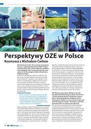 Perspektywy OZE w Polsce - Polska Izba Gospodarcza Energii ...