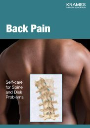 Back Pain - Veterans Health Library
